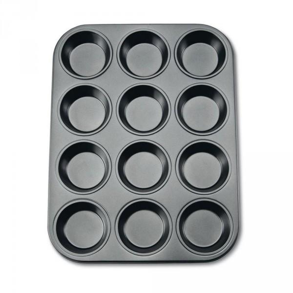 Muffinform, Backform für 12 Muffins oder Cupcakes