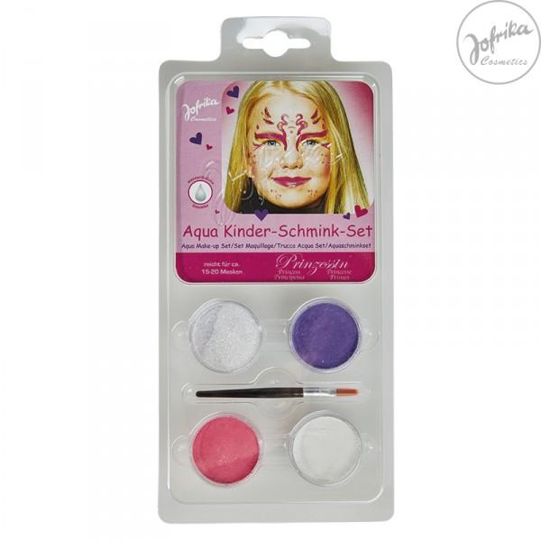 Aqua Schmink-Set Prinzessin von Jofrica Cosmetics