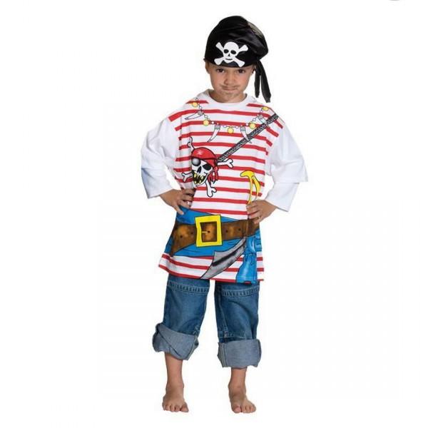 Piraten Spieleshirt  in verschiedenen Größen
