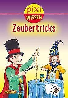 Pixibuch Zaubertricks