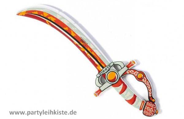 Piratensäbel für Kinder - Piratenschwert aus Moosgummi