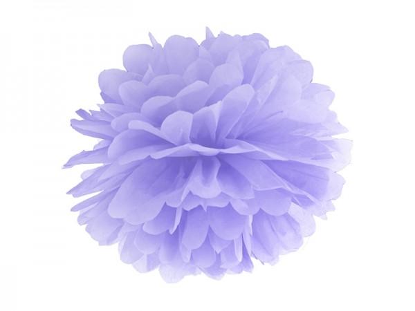 Pom Pom - 35 cm - lila