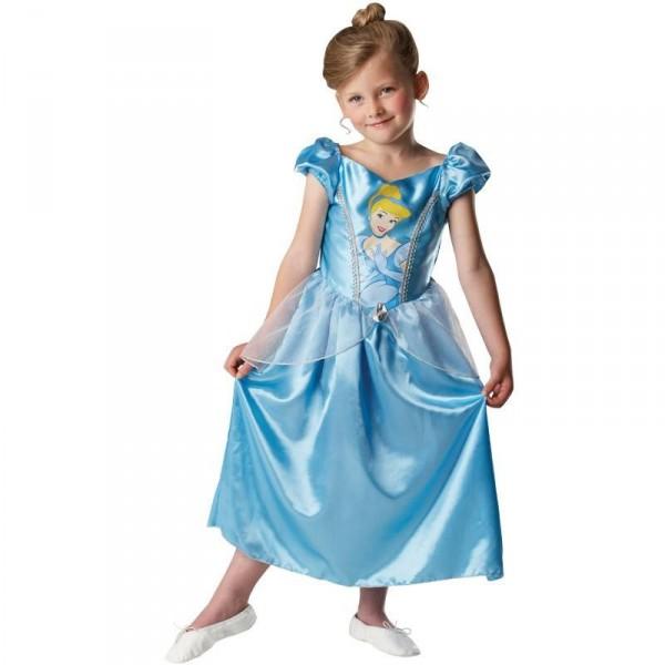 Disneys Cinderella Kostüm für kleine Prinzessinnen | Verleihkisten für Kindergeburtstage