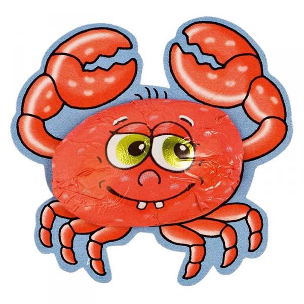 Schokoladenfigur Krabbe von Storz