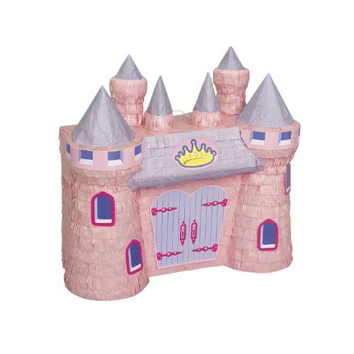 Pinata zum zerschlagen | Märchenschloss für Prinzessin