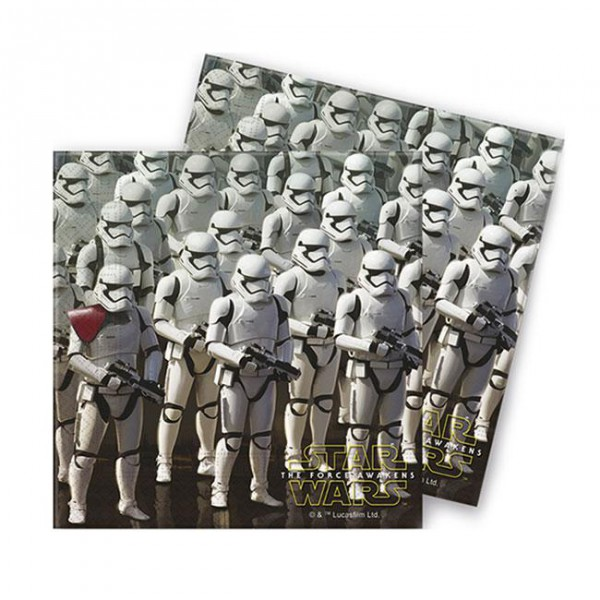 "Servietten ""Star Wars 7"" 8er Pack"