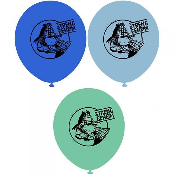 """8 Luftballons Detektiv Flo """"Streng Geheim"""""""