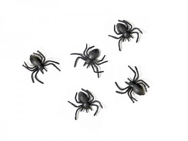 """Streu-Deko """"Spinnen"""" - 10 Stück - Halloween"""