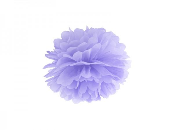 Pom Pom - 25 cm - lila