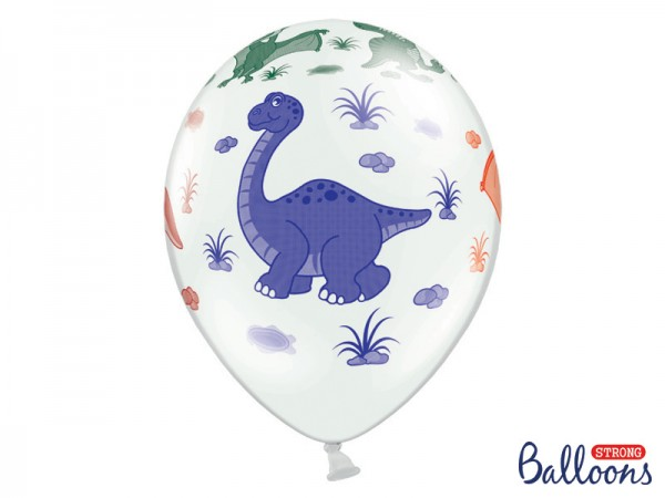 "Luftballon-Set ""Dinosaurier"" - 50 Stück"