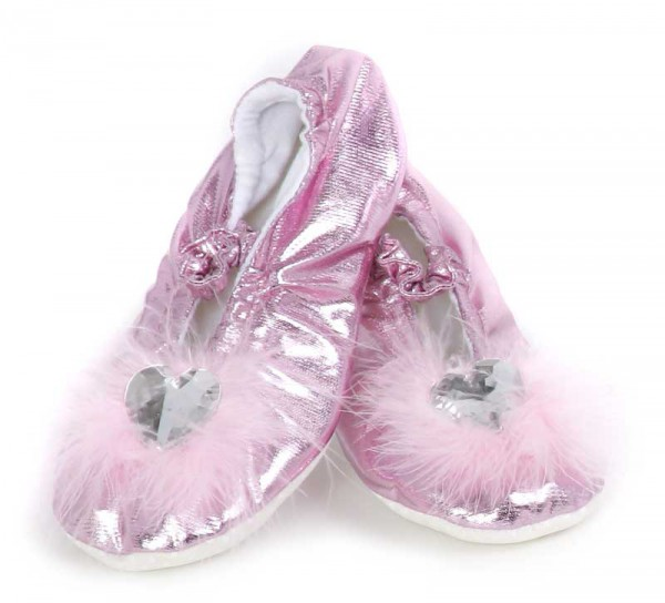 Prinzessin Schuhe traumhaft in rosa