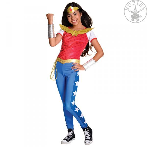 Wonder Woman Deluxe Kinderkostüm L ca. 8-10 Jahre (ca.134-140)