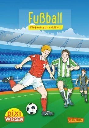Pixibuch Fußball