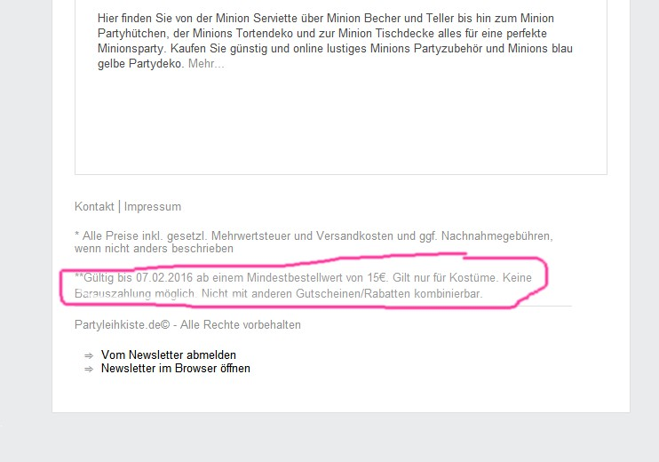 Text In Email Newsletter Vorlage Andern Wo Shopware Community Forum