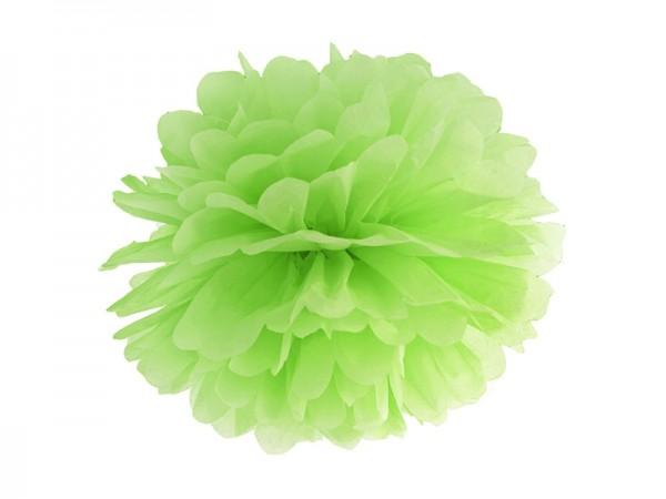 Pom Pom - 35 cm - helllgrün