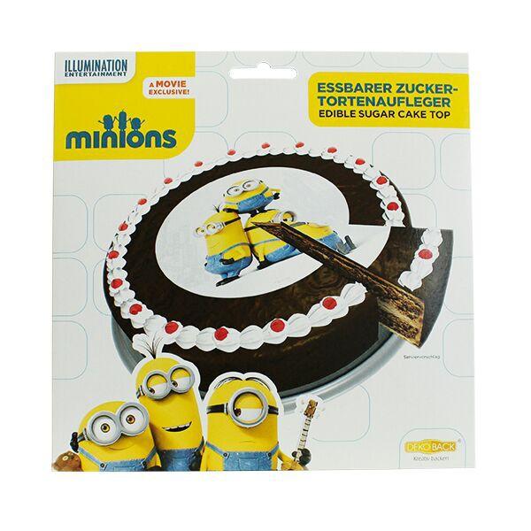 "Tortenaufleger ""Minions"" - Minions Party Tortendekoration"