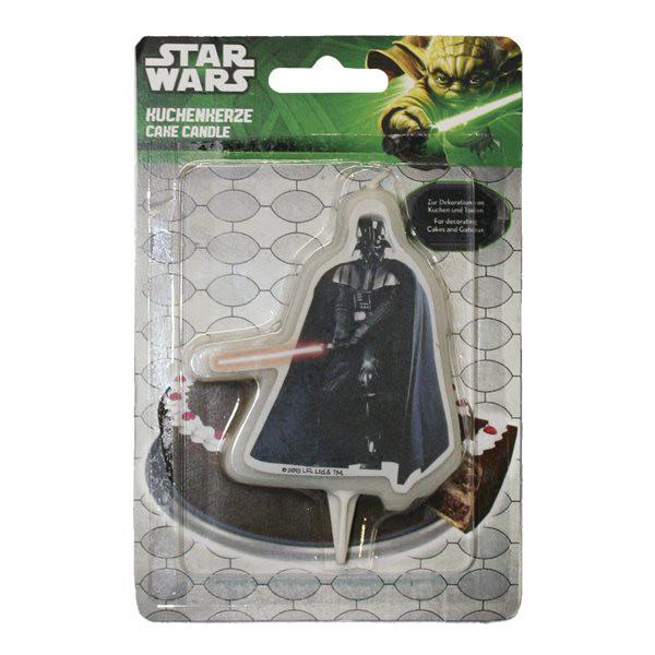 Darth Vader Kuchenkerze STAR WARS