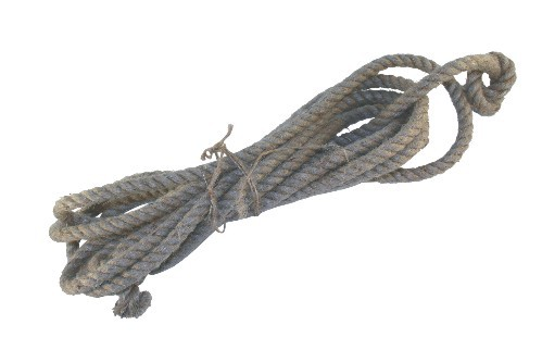 Tau, Seil für Ritterspiele auf Kindergeburtstag