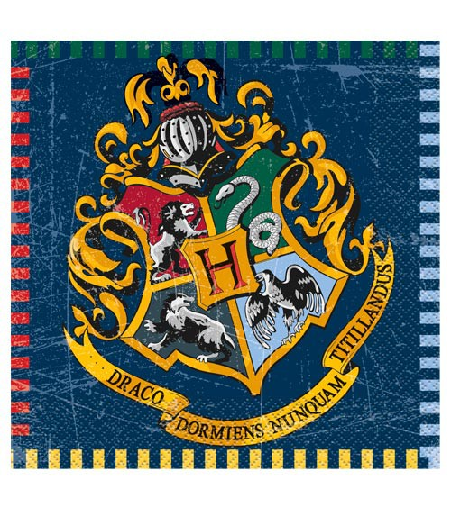 """Servietten """"Harry Potter"""" - 16 Stück - Papierservietten"""