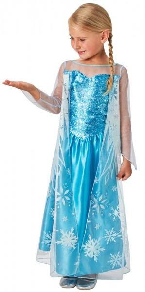 Frozen Elsa Kinderkostüm Classic