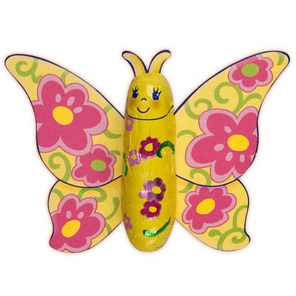 Schokoladenfigur Schmetterling lecker und dekorativ