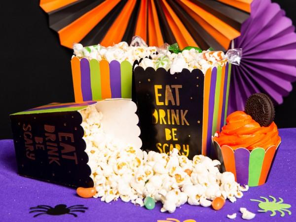 "Popcornboxen ""Hocus Pocus"" - 6 Stück"