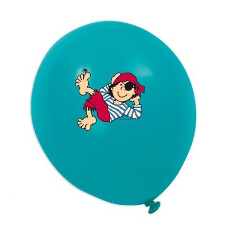 Luftballons Pirat Pit Planke 8 Stück
