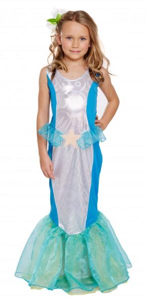 Kinderkostüm Meerjungfrau, 7-9 Jahre - Kostüme online günstig kaufen