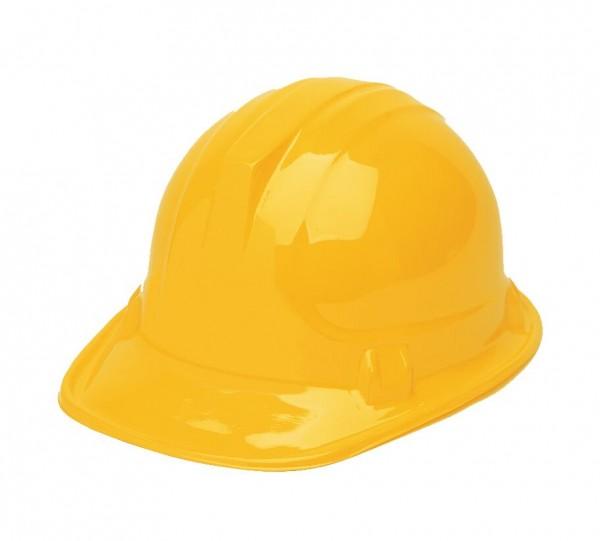 Bauarbeiter Helm Baustelle 1 Stück -