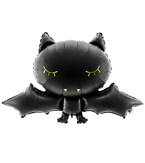 "Folienballon ""Fledermaus"" - 80 x 52 cm - Halloween"