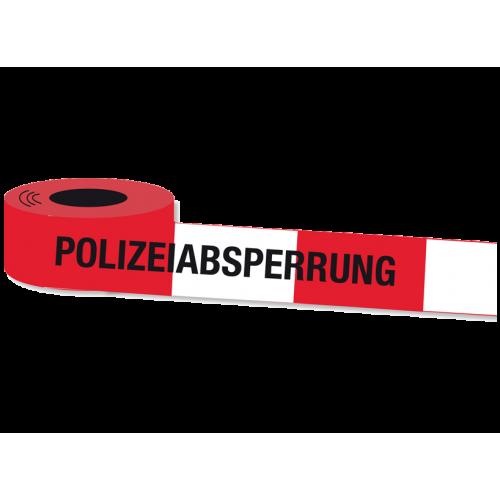 Absperrband Polizei - Partydeko Polizei Party