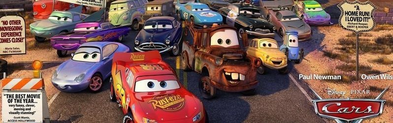 Cars Kindergeburtstag