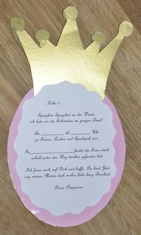 einladung kindergeburtstag | kostenlose vorlagen zum ausdrucken, Einladungsentwurf