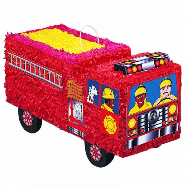 Pinata Feuerwehrauto