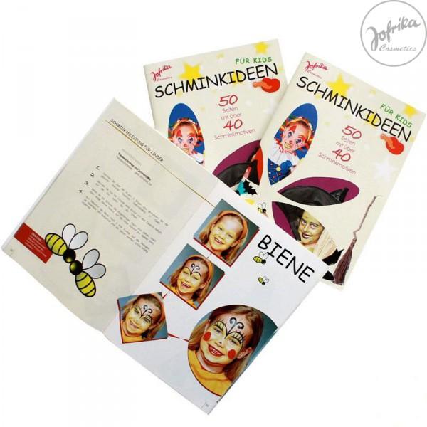 Schminkideen für Kids - Schminkanleitung von Jofrica Cosmetics