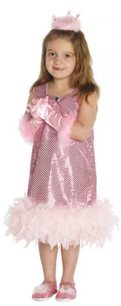 Glamour Prinzessin Kostüm/Kleid