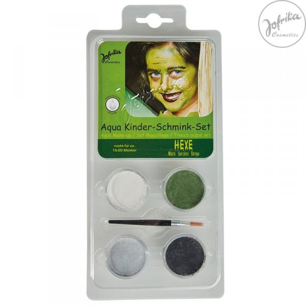 Aqua Schmink-Set Hexe von Jofrica Cosmetics