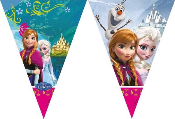 """Wimpelkette """"Die Eiskönigin - Disney"""" 3m"""