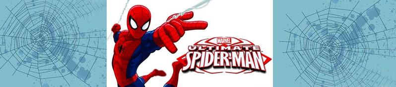 Spiderman Partyartikel