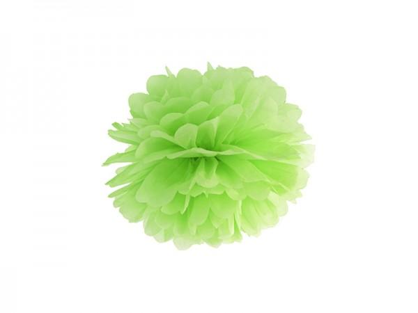 Pom Pom - 25 cm - hellgrün