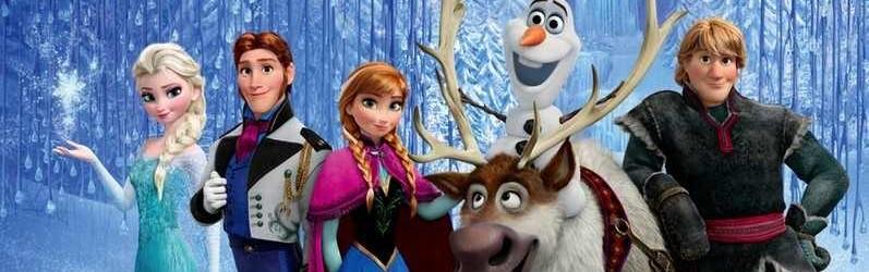 Die Eiskönigin Elsa - Disney Frozen