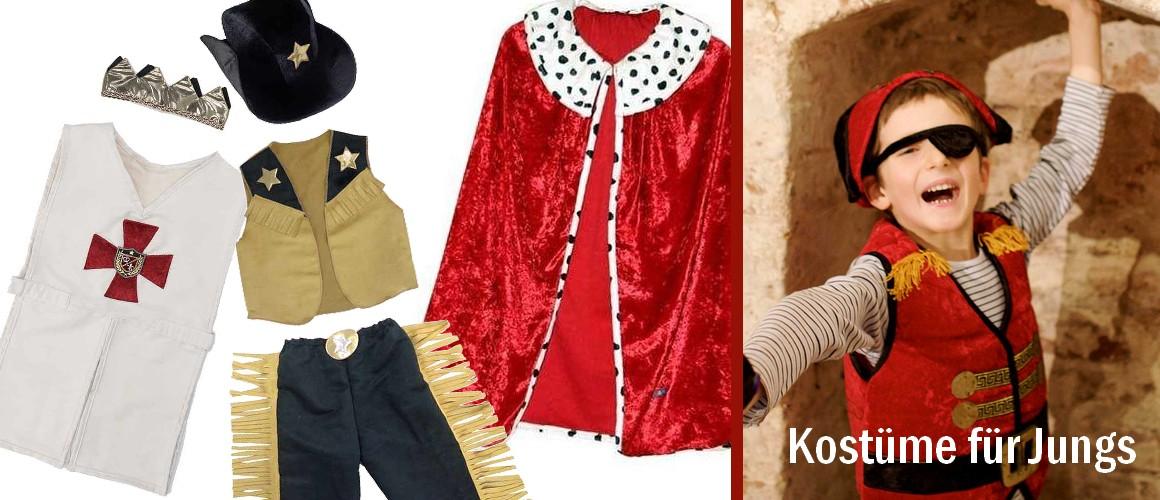 Kostüme für Jungen - Kinderkostüme