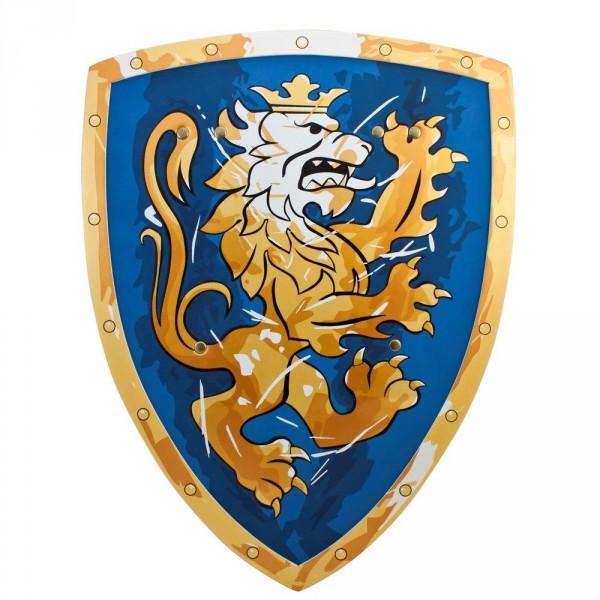 Ritterschild für Kinder aus Moosgumi
