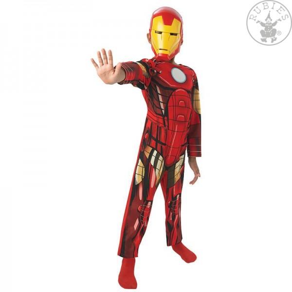 Iron Man Avengers Assemble Classic Kinderkostüm M,L