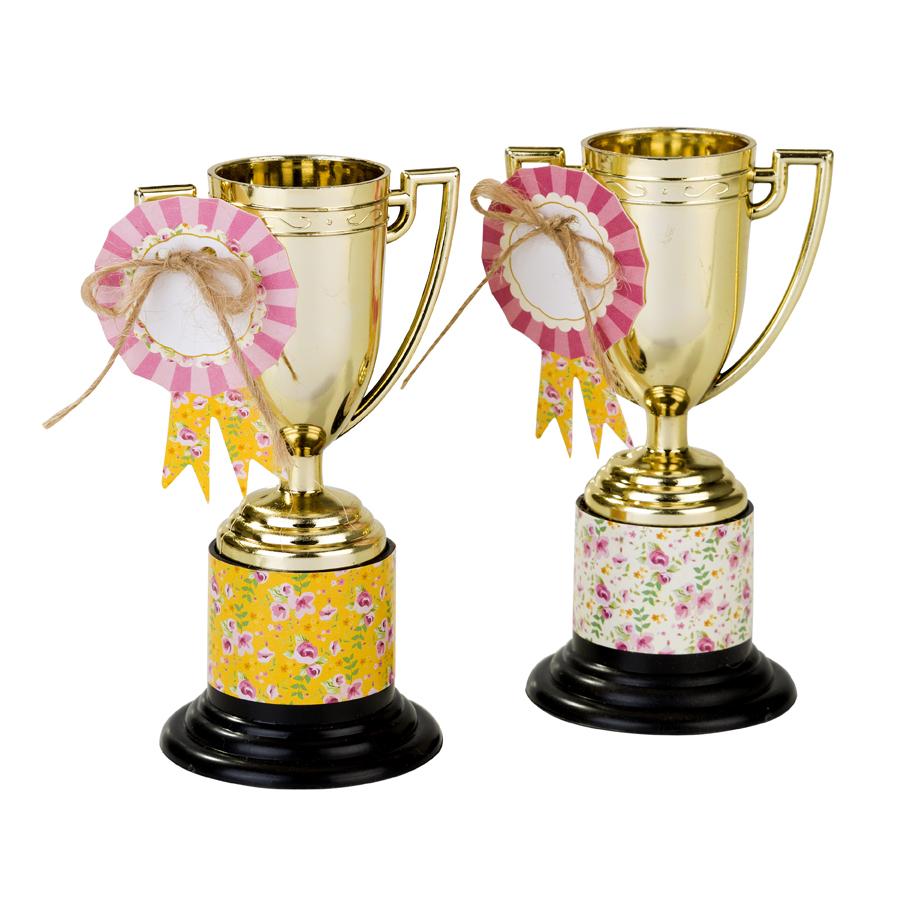 Pokal Pferde 6 St U00fcck Mitgebsel Pferdegeburtstag