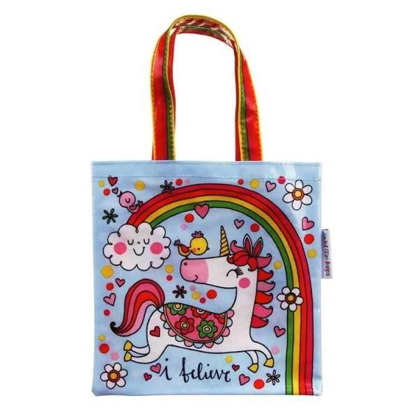 Einhorn Shopper Tasche für Kids