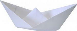 piratenschiffchen aus papier basteln