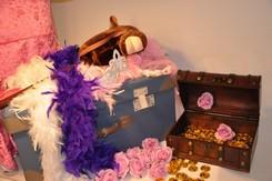 Prinzessinnenkleider für Kinder | Verleihkiste Prinzessin | Kindergeburtstag Prinzessin